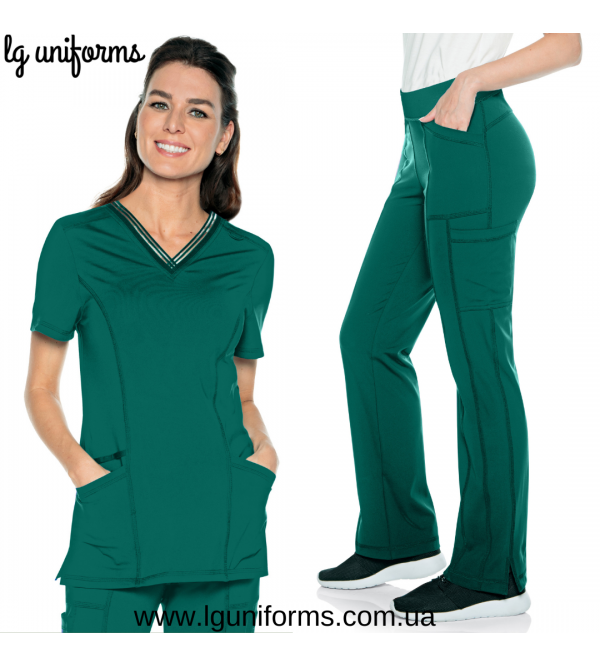 Костюм IMPULSE 9105+9207 (прямі штани)