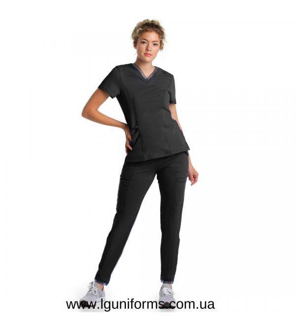 Костюм IMPULSE 9105 + 9208 (зауженные брюки)