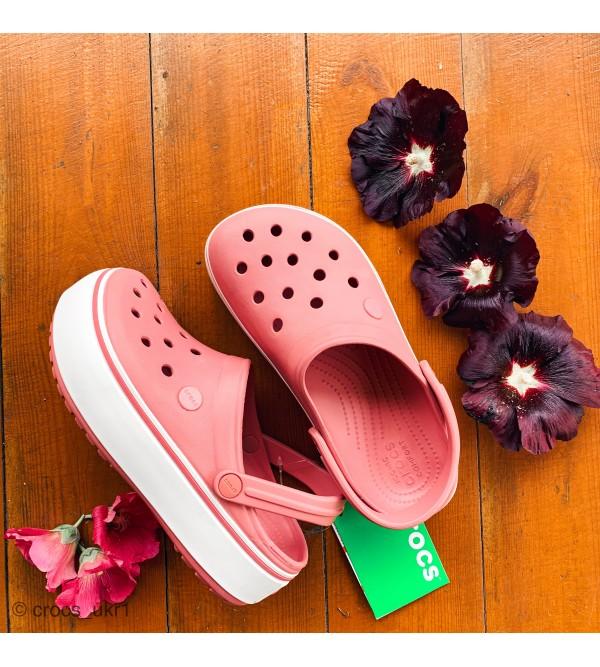 Взуття Crocband Platform (на платформі)