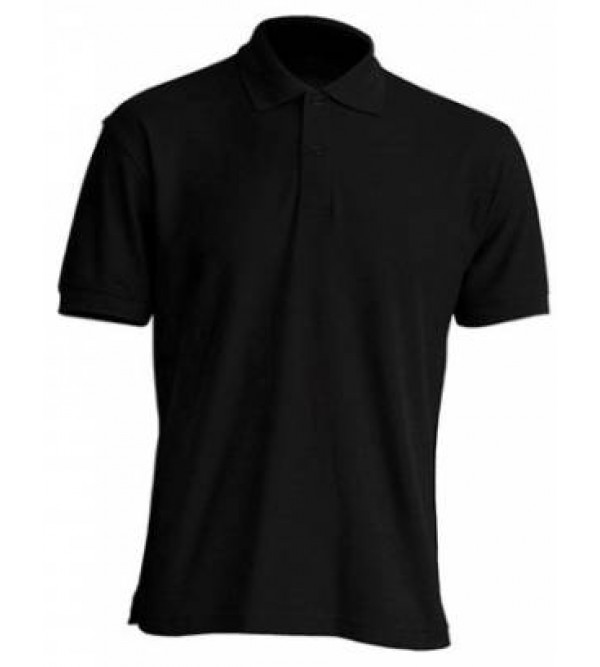 Чоловіча футболка-поло з коротким рукавом