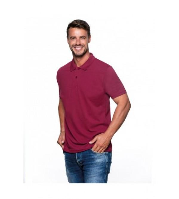Мужская футболка-поло с коротким рукавом