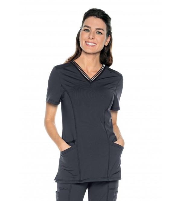 Женский костюм Urbane IMPULSE 9105+9207 (прямые брюки)