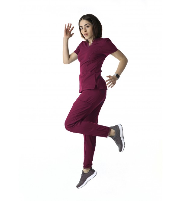 Жіночий костюм Urbane IMPULSE 9105+9208 (завужені штани)